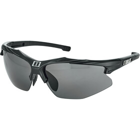 Bliz Hybrid M11 Glasses for Small Faces, matt black/smoke